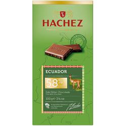 Hachez Schokolade Ecuador  58%