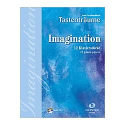 Imagination  für Klavier  m. Audio-CD. Anne Terzibaschitsch  - Buch