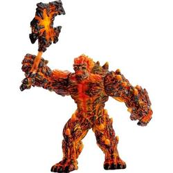 Schleich Lava Golem mit Waffe 42447