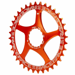 Race Face MTB-Kettenblatt  Orange, Direct Mount, Cinch, für 10/11/12-Fach