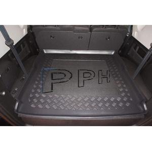 PPH - Kofferraumwanne für SsangYong Rexton W SUV von Bj. 2012-10.2017; 7-Sitzer