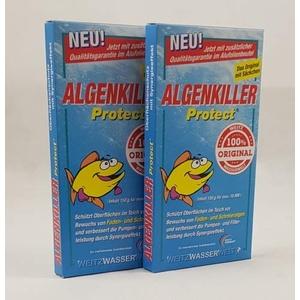 Weitz 2X Wasserwelt Algenkiller Protect DAS Original