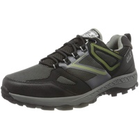 Jack Wolfskin Downhill Texapore Low M black/lime 43