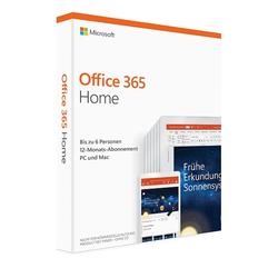 Microsoft Office 365 Home, 6 gebruikers