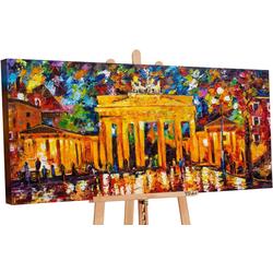 YS-Art Gemälde Brandenburger Tor PS076