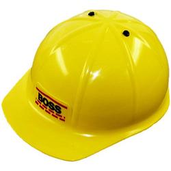 Bauhelm Boss, gelb Ø ca. 20cm Bauhelm Boss, gelb Durchmesser ca. 20cm 990 1St.
