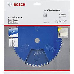 Bosch Kreissägeblatt EX SH H 235x30-50