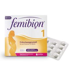 femibion 1 Frühschwangerschaft