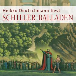 Balladen als Hörbuch Download von Friedrich Schiller