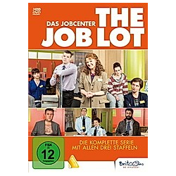 The Job Lot - Das Jobcenter - DVD  Filme