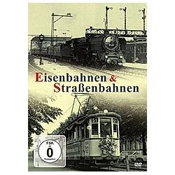 Eisenbahnen & Straßenbahnen - DVD  Filme