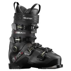 Salomon - S/Pro Hv 120 Black/R - Herren Skischuhe - Größe: 31/31,5