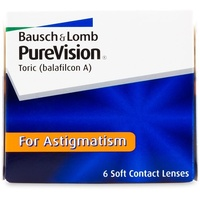 Bausch + Lomb PureVision for Astigmatism 6 St.