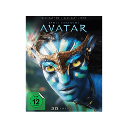 Avatar - Aufbruch nach Pandora (3D) 3D Blu-ray + DVD