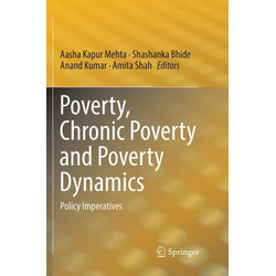 Poverty Chronic Poverty and Poverty Dynamics als Buch von