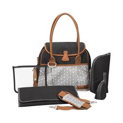 BABYMOOV Wickeltasche Wickeltache Style Bag, elfenbein