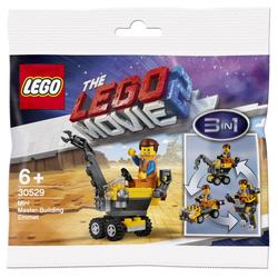 Polybag LEGO - THE LEGO® MOVIE 2? - 30529 - Mini-Baumeister-Emmet
