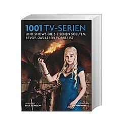 1001 TV-Serien - Buch