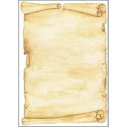 Designpapier Pergament A4 90g/qm VE=50 Blatt
