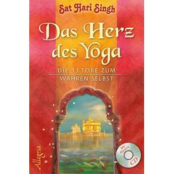 Das Herz des Yoga: Buch von Sat Hari Singh
