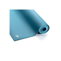 yogabox Yogamatte Naturkautschukmatte KURMA GECO LITE blau