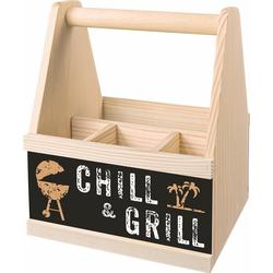 Contento Besteckträger Chill & Grill