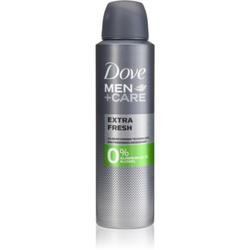 Dove Men+Care Extra Fresh alkohol - und aluminiumfreies Deo 24 Std. 150 ml