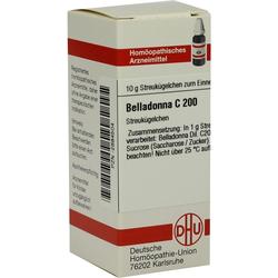 Belladonna C 200 Globuli
