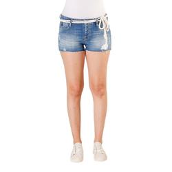 Le Temps Des Cerises Shorts LOLA mit trendigem Seil-Gürtel 28