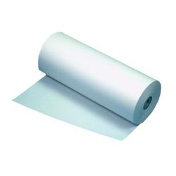 Papstar Verpackungspapier aus Cellulose, Einschlagpapiere, 1 Rolle = 10 kg, 570 m x 50 cm, weiß