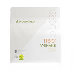 Nu Skin Pharmanex TR90 V-Shake ? Veganer Proteinshake mit Vanillegeschmack