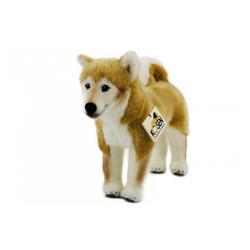 Kösen Kuscheltier Hund Shiba Inu 37 cm stehend (Stofftiere Hunde Plüschhunde Stoffhund Plüschtiere)