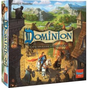 Asmodee – Strategiespiel – Dominion, französische Sprache