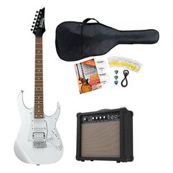 Ibanez GRG140-WH E-Gitarre Set