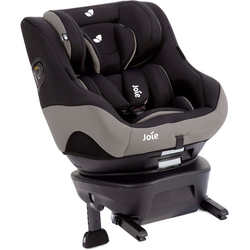 Joie Autokindersitz Auto-Kindersitz SpinSafe, Black Pepper