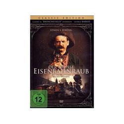 Der große Eisenbahnraub DVD