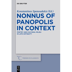 Nonnus of Panopolis in Context