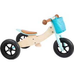 small foot® Laufrad-Trike Maxi 2 in 1 Türkis