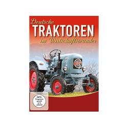 Deutsche Traktoren im Wirtschaftswunder DVD