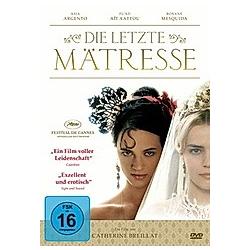 Die letzte Mätresse - DVD  Filme