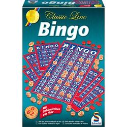Schmidt Bingo Classic Line Brettspiel