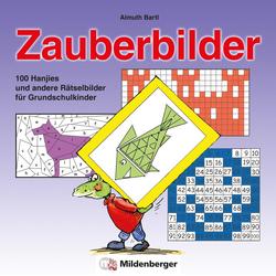 Zauberbilder als Buch von Almuth Bartl