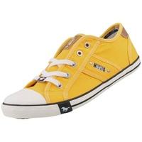 MUSTANG 1099-302 yellow/black 39