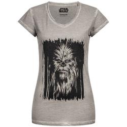 GOZOO x Star Wars Chewbacca Damen T-Shirt GZ-1-STA-496-F-OD-2 - M