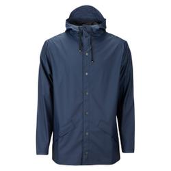 Rains - Jacket Blue - Jacken - Größe: L/XL