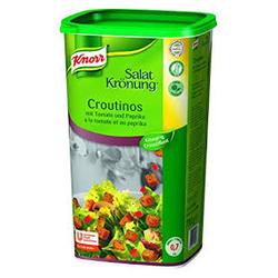 Knorr Croutinos mit Tomate und Paprika 700 g, 1er Pack (1 x 0.7 kg)