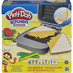 Play-Doh Kitchen Creations Sandwichmaker Set