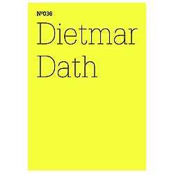 Dietmar Dath. Dietmar Dath  - Buch
