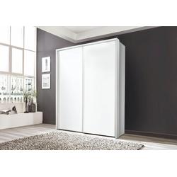 nolte® Möbel Schwebetürenschrank Marcato 2.1 in zwei Breiten weiß