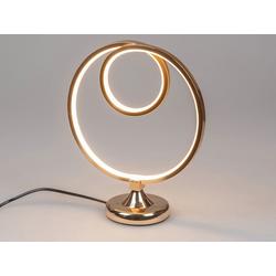 formano LED Tischleuchte Moderne Kreis LED Stehlampe Tischlampe